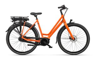 Batavus Dinsdag E-Go DN8 Orange Matt (300Wh accu)