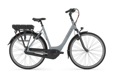 Gazelle Paris C7+ HMB Brewster Grey Matt (300WH ACCU)